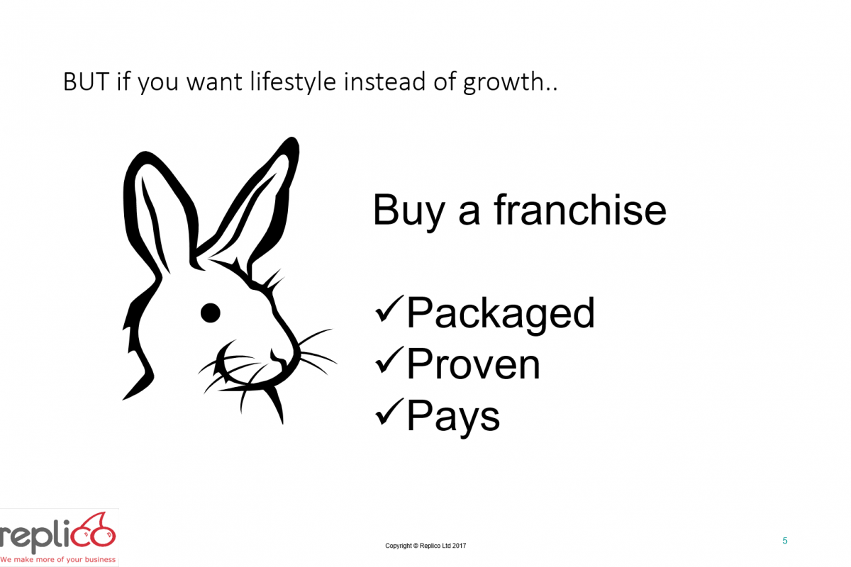Franchise Your Business 5